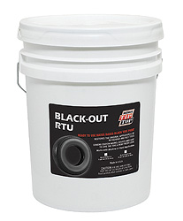 BLACK-OUT Ready to Use Water Based Black Tire Paint