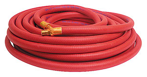 Reinforced Air Hose (Red)