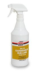 Expandable Hub Lube