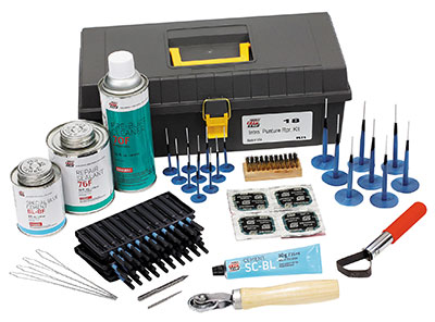 REMA TIP TOP Introductory Tire Puncture Repair Kit